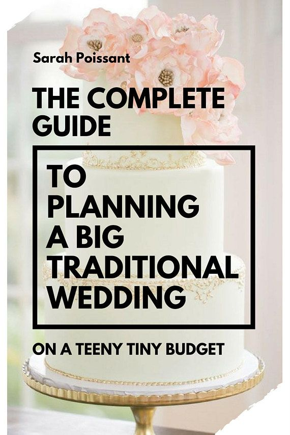 Budget Wedding Planning ebook A Guide for Saving Money on Your