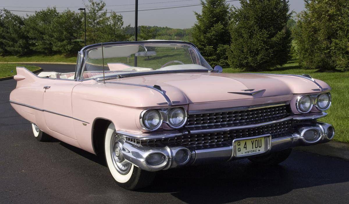 1959 Cadillac Coupe Deville 2 Door Convertible Cadillac Cadillac