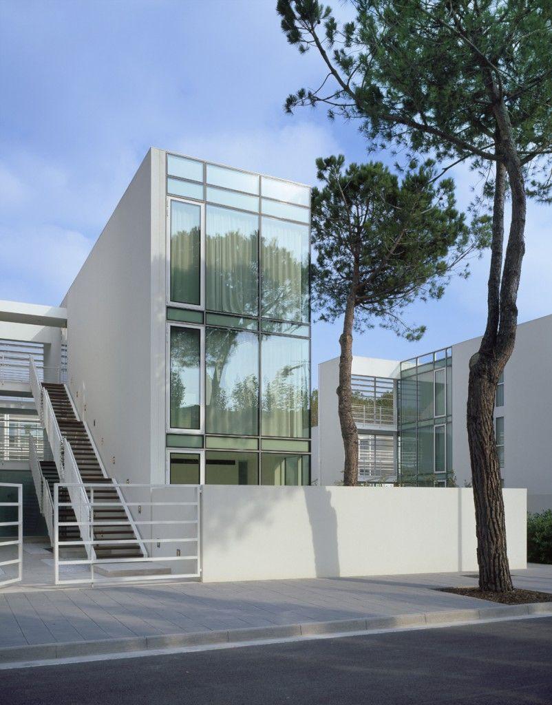 jesolo lido village richard meier partners architects