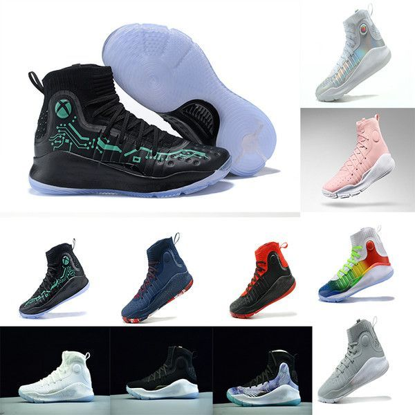 89bbaf3e78a1 Comfortable shoes for sale are your best choice for 2018 stephen curry 4  basketball casual shoes