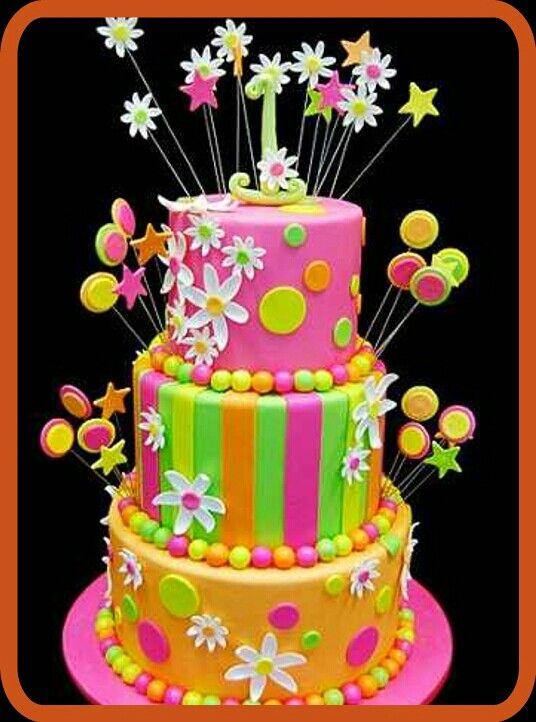 Pin by Hoda Elleithy on birthday cakes Pinterest Birthday cakes