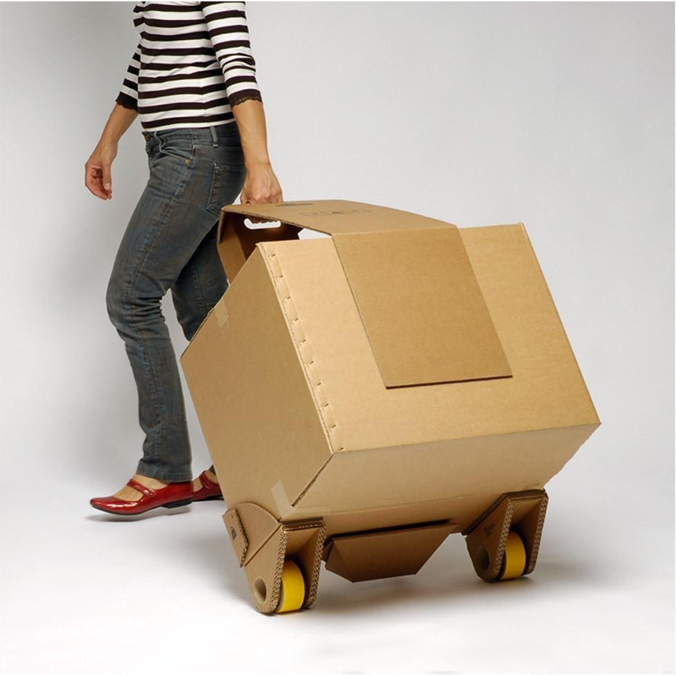 David Graham The Move It Kit Verpakking