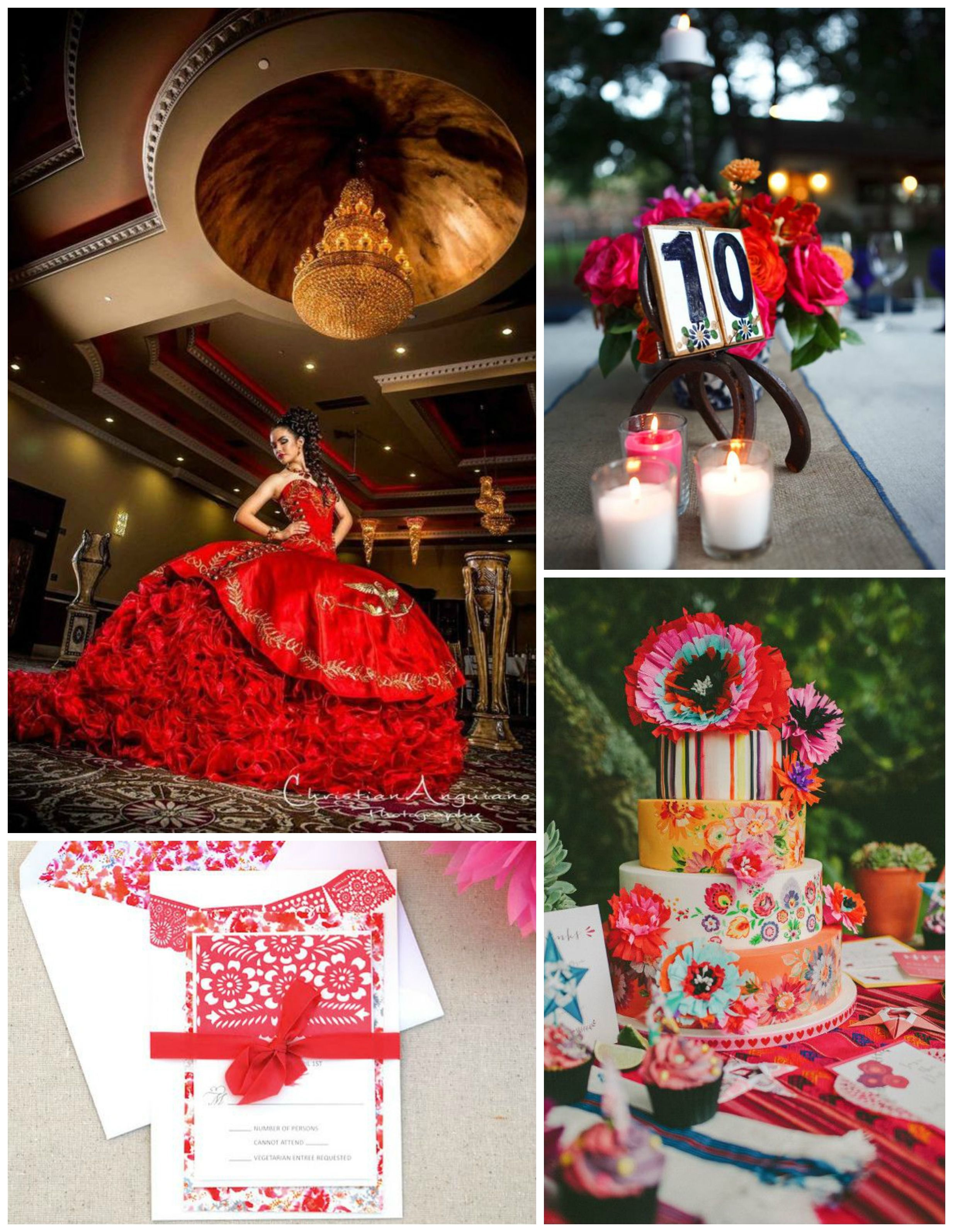77dc92b991fa6d Check out the 50 things you must add to your charro quinceanera to make it  the