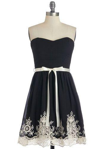 f04a722218d Ballroom Ballads Dress - Black