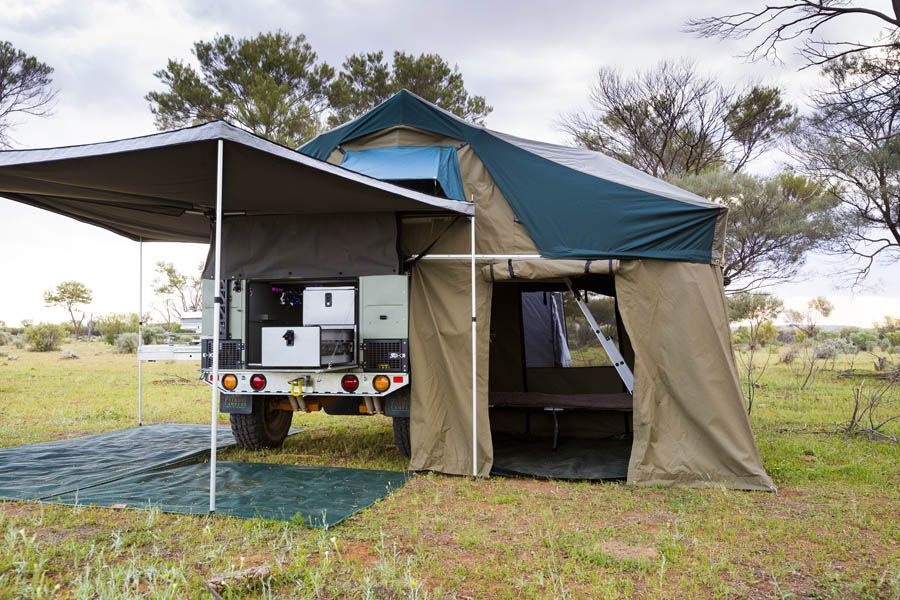 Build A Patriot X1 Family 4wd S Amp Campers Diy Camper
