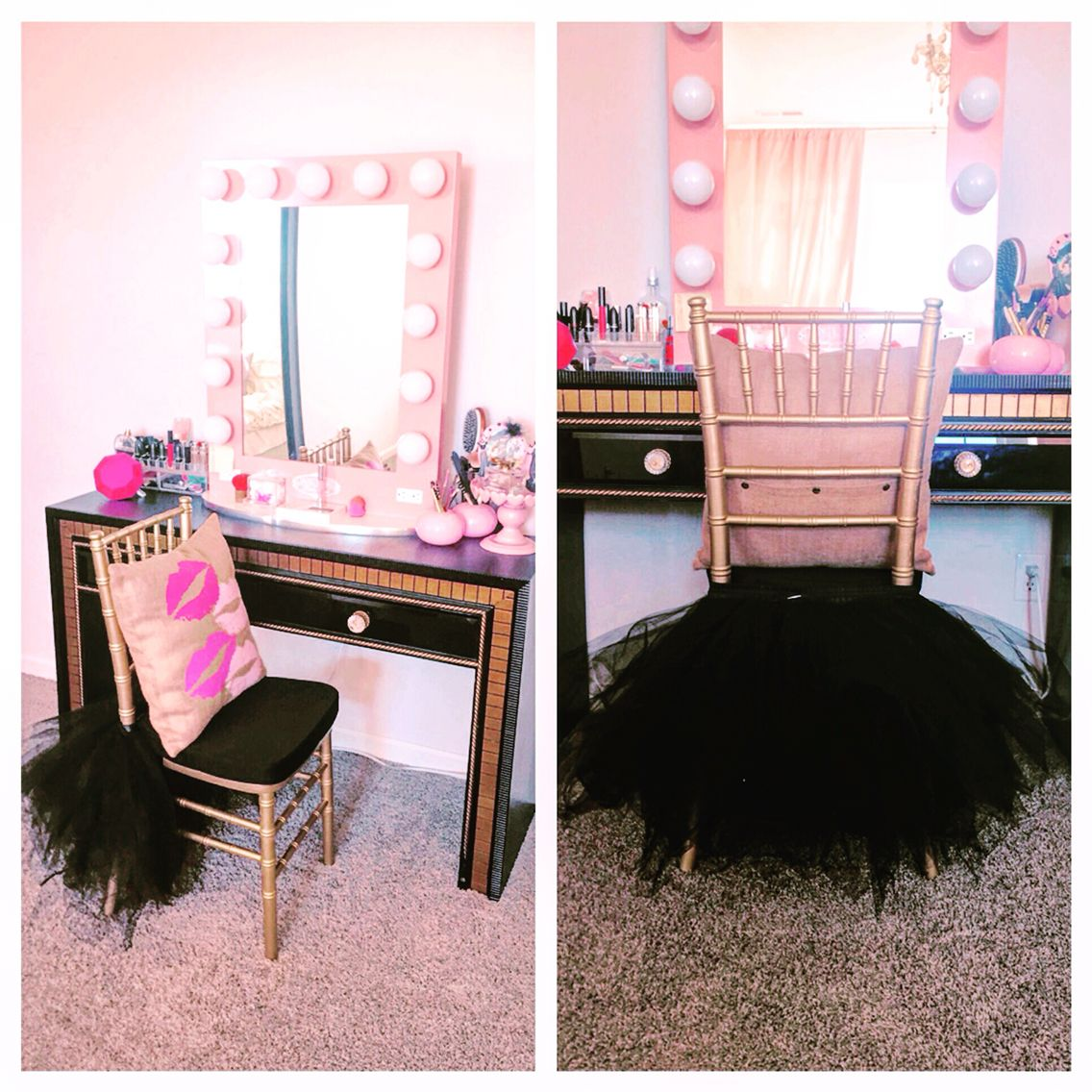 All Girly Vanity Pink Vanity Vanitygirlhollywood Broadway