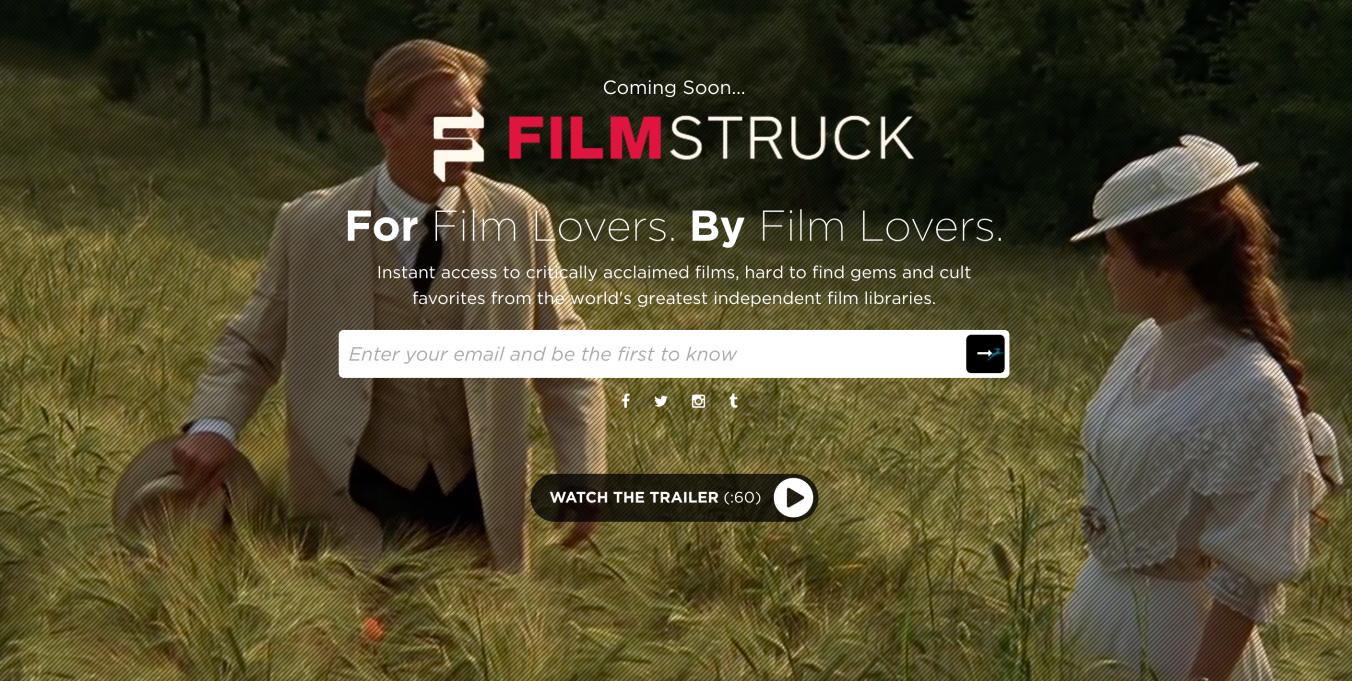 movie streaming service by Julie Walker