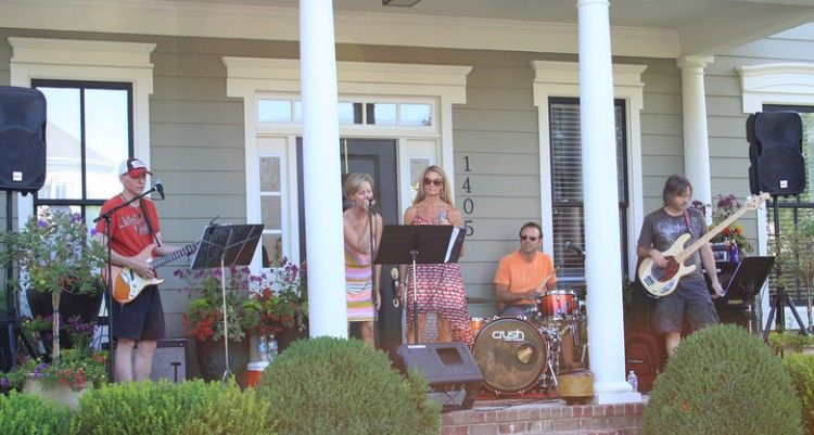 Franklin tennessee life at westhaven activities