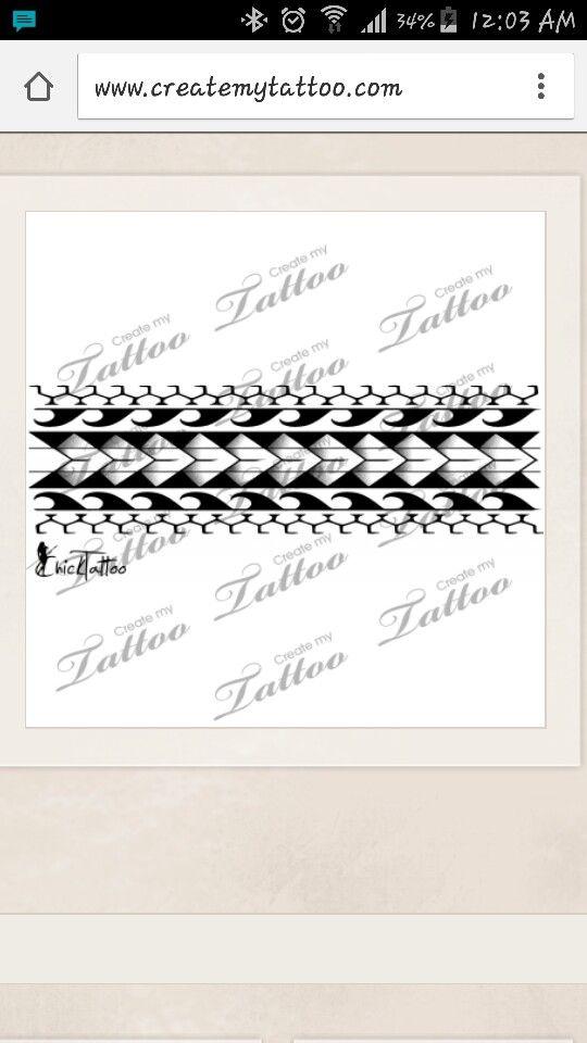 New Tattoo Maori Armband Desenhos De Tatuagem Maori Bracelete