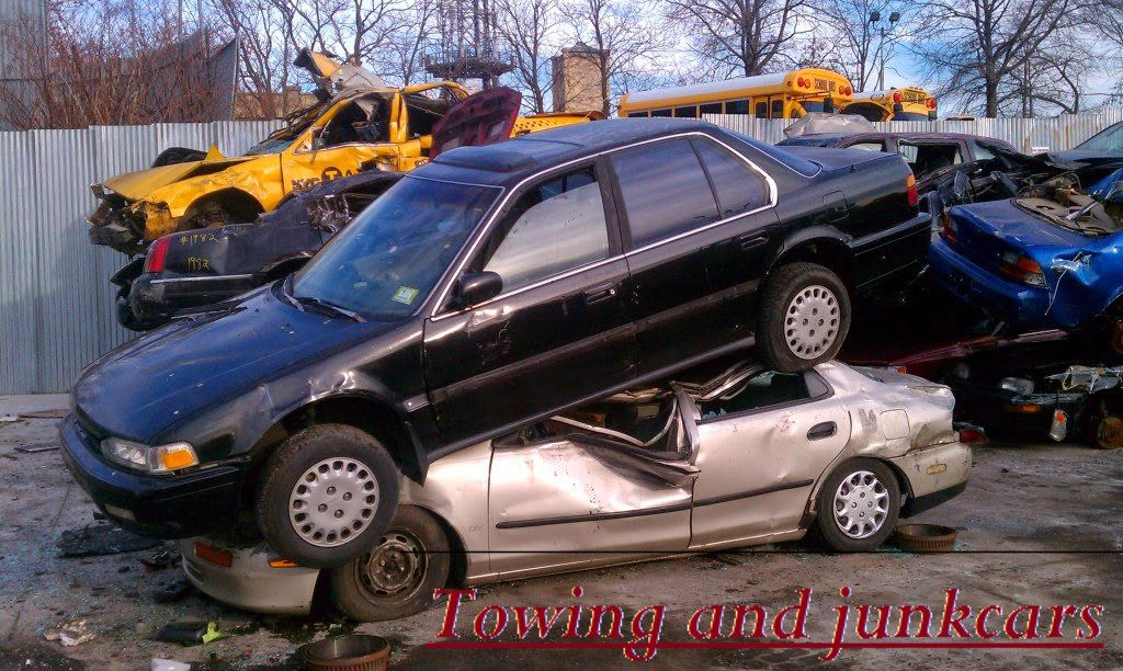 Do You Have A Unwanted Junk Car Queens And Need To Be Sell Then