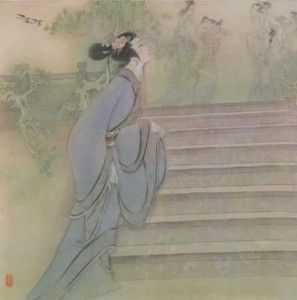 7.3. However, Lady Li's physical condition was not so good and she died several years later after she was chosen as a concubine. Her life was just the same as the hollyhock blossom, short but flowery. Therefore, she was regarded as the Goddess of Hollyhock Blossom.