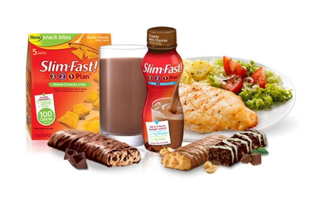 Pros And Cons Of The Slim Fast Diet With Shakes Snack