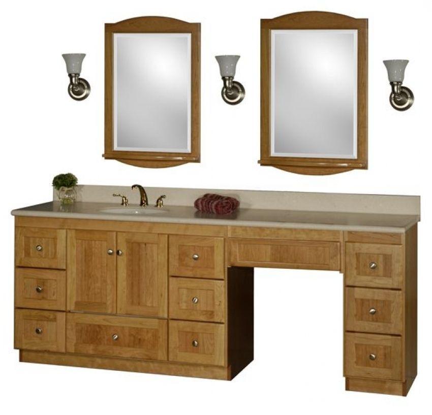 Badezimmer Waschbecken Mit Make Up Tisch Die Antiken Und Modernen Optionen Sind Ei Master Bathroom Vanity Bathroom With Makeup Vanity Small Bathroom Vanities