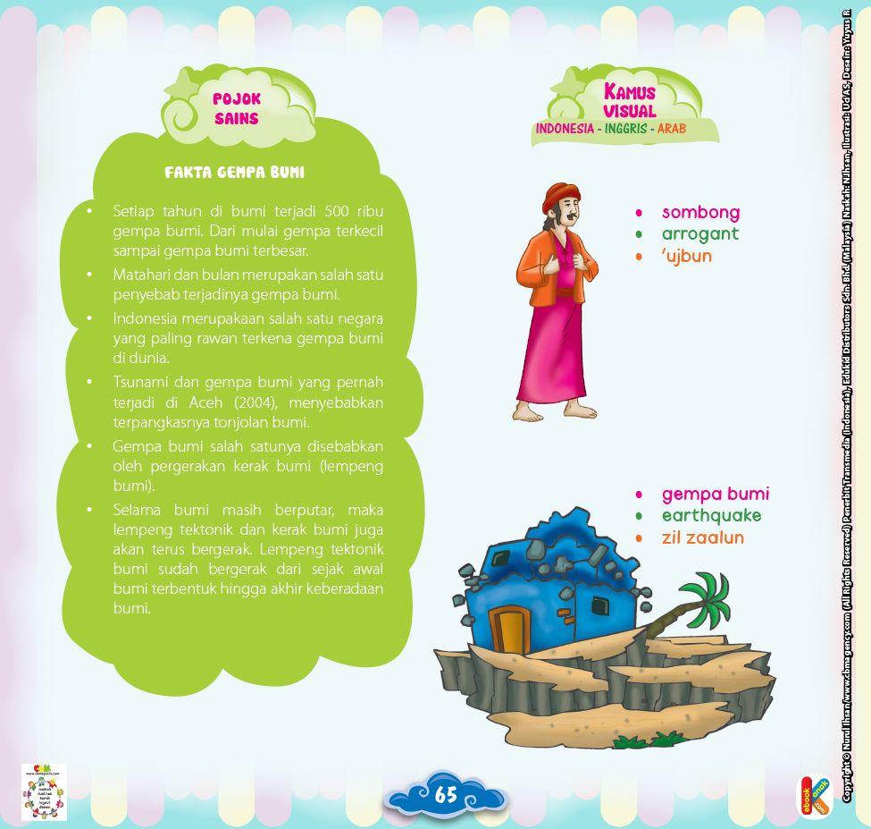 Buku Pintar Juz Amma For Kids Super Lengkap 3 Bahasa Buku