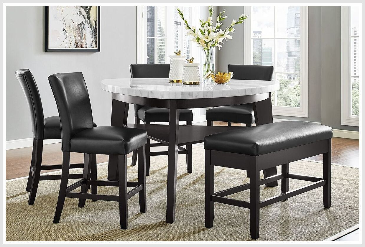 125 Reference Of Small Tall Table And Chairs In 2020 Dining Bench With Storage Modern Dining Bench Counter Height Dining Table