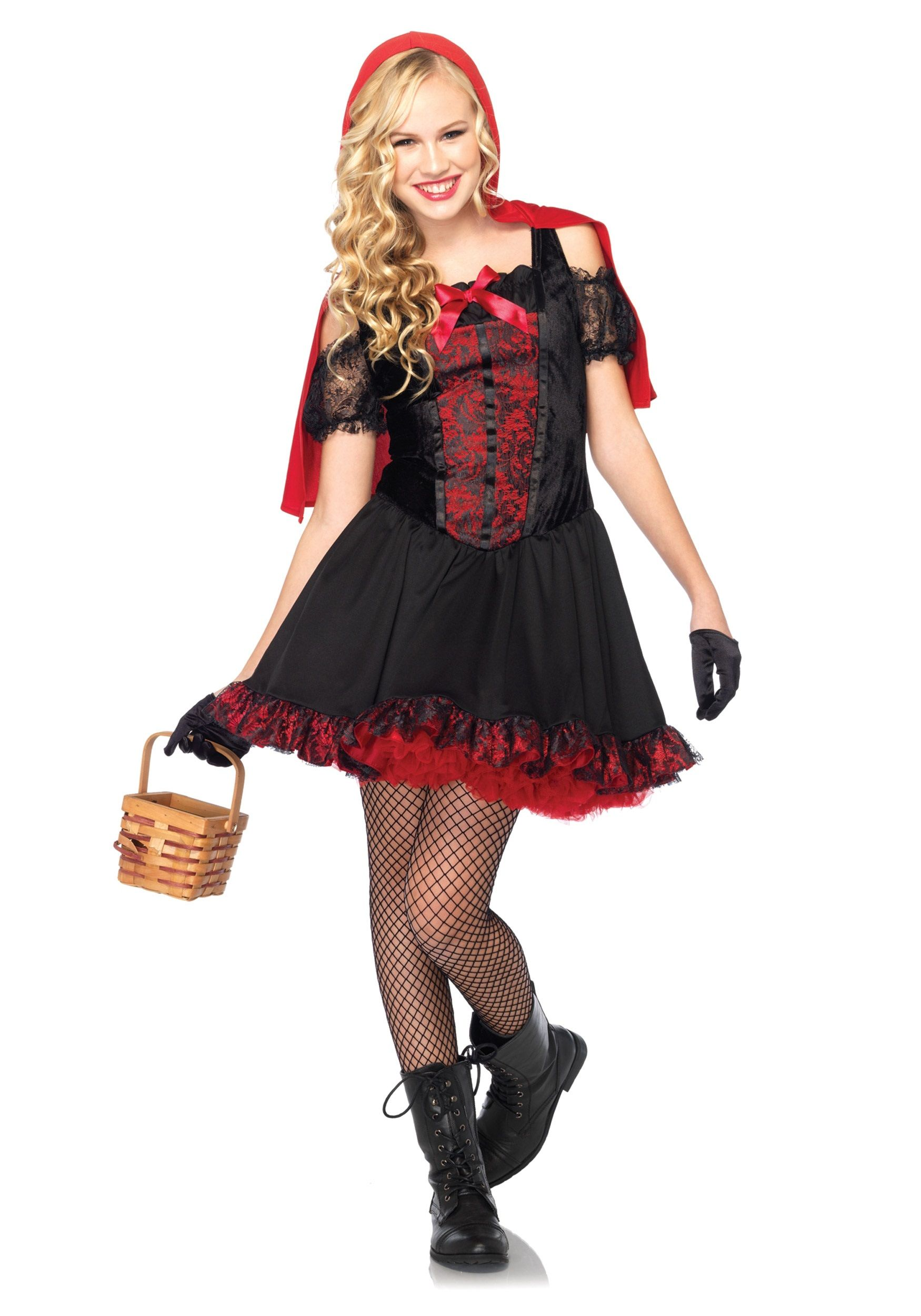 halloween ideas girls teen rebel miss red costume halloween costumes costumes and big - Girls Teen Halloween Costumes