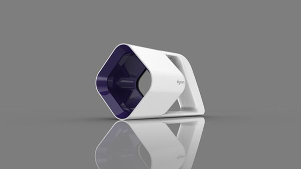 Dyson Silent Hair Dryer By Cagatay Akca Via Behance Product Objects Design Id Design Industrial Design