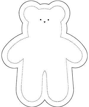 How To Make A Teddy Bear Out Of Shirts Patterns Printables