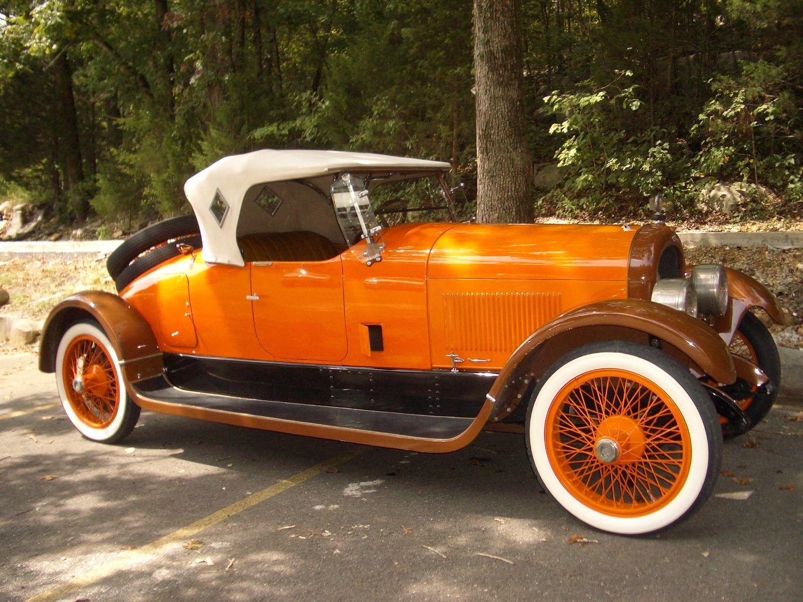 1922 Marmon Model 34B Roadster