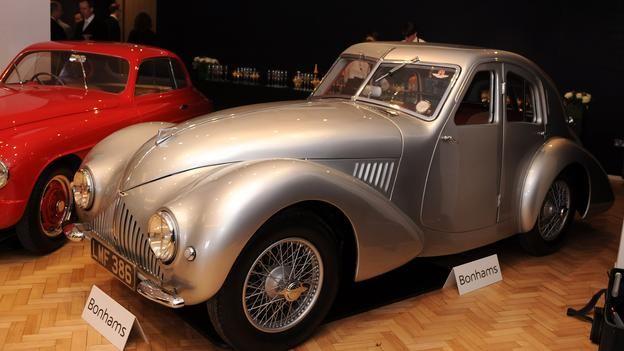 Aston Martin Atom prototype