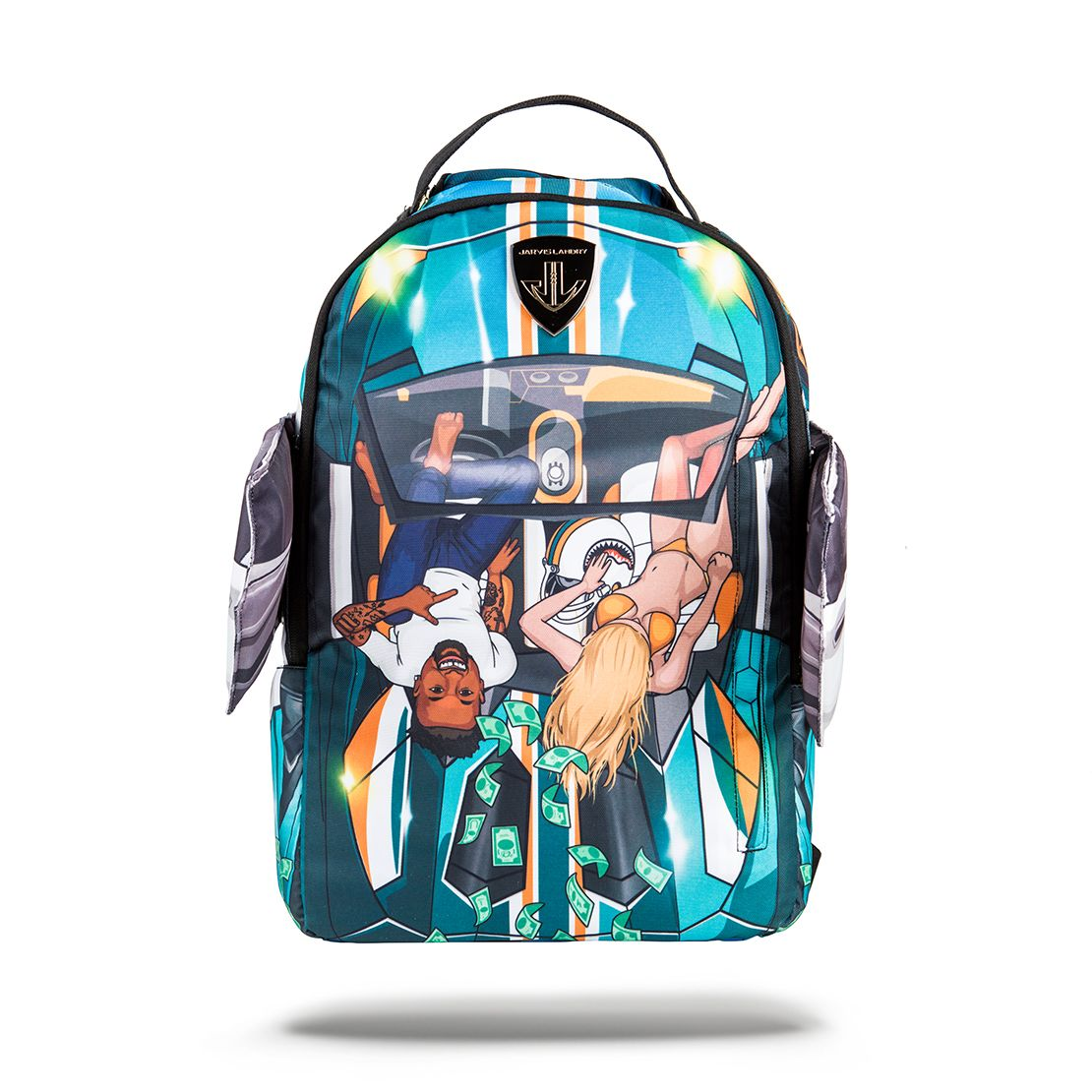 730ae7125708 Sprayground Jarvis Landry Camo Shark Backpack