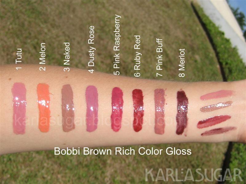 Bobbi Brown Rich Color Gloss Tutu