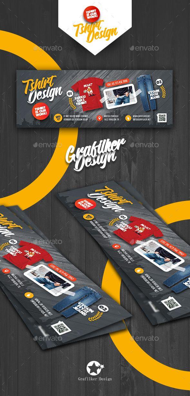 T Shirt Shop Cover Templates Shop Banner Design Banner Design