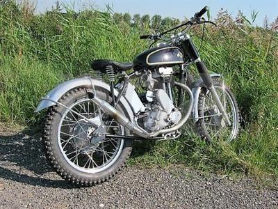 Moto Ajs 16 Trial Bike Bike Design Ajs Motorcycles