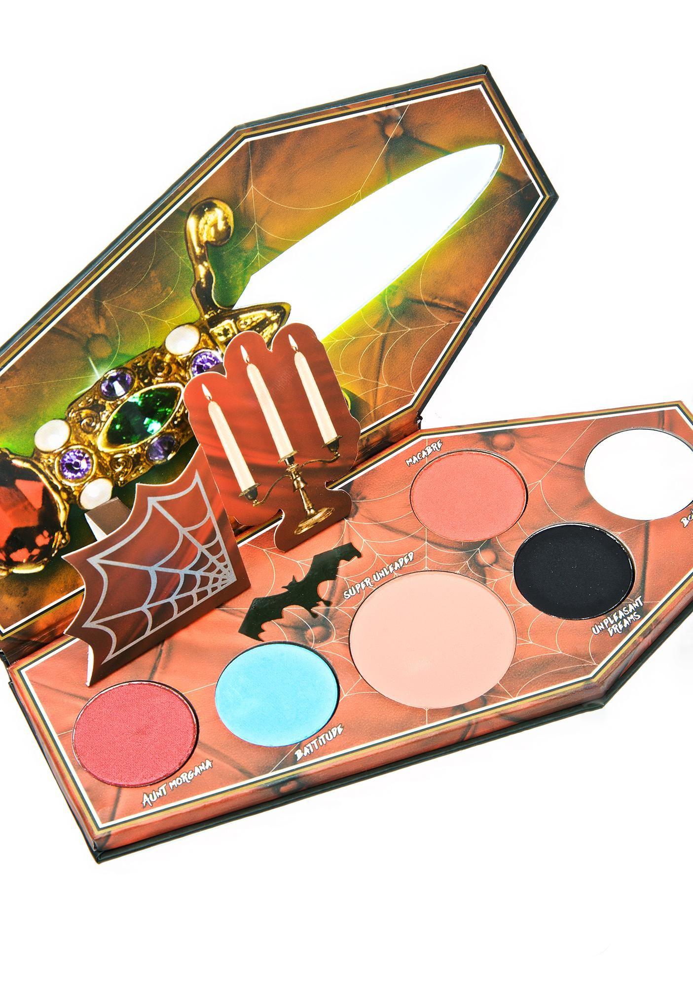 Elvira Palette Colorful eyeshadow, Palette, Eyeshadow