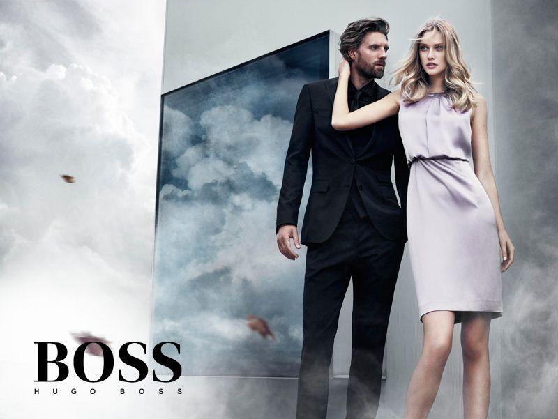 Hugo Boss FW12  hugoboss  model  hunterandgatti  photography  catalogue   campaign  fashion  couple  womanoutfit  manoufit  man  woman  smoke e08b049dd8