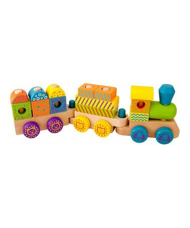 'Arthur' Stacking Train by Ulysse on #zulilyUK today!