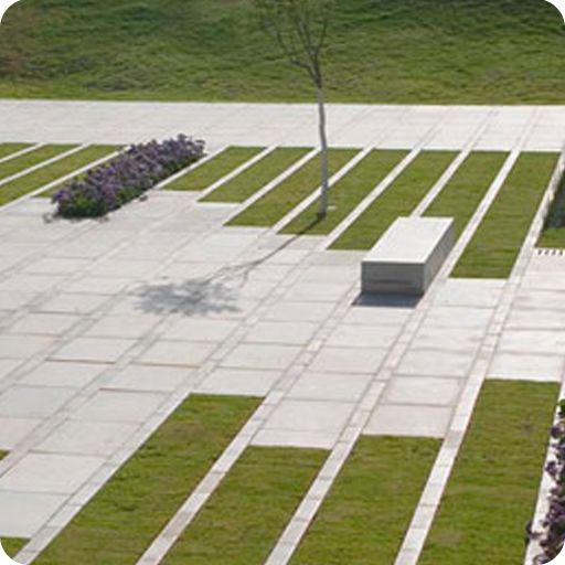 Galería De Plaza Deichmann / Chyutin Architects   2 | Architects,  Landscaping And Landscape Architecture