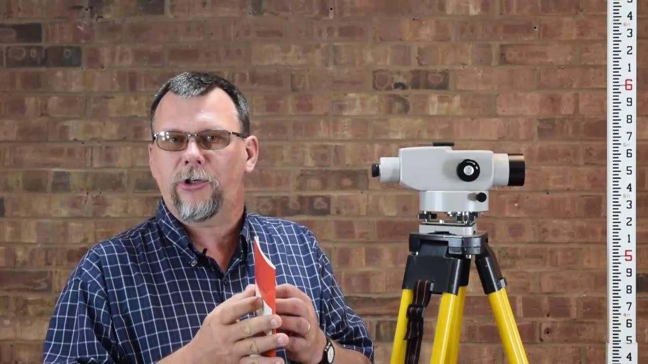 Leveling, Part 5 in 2020 Leveling, Land surveyors