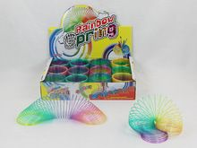 Rainbow Spring and Toss Rings, Rainbow Spring and Toss Rings direct from Shantou City Chenghai Letoys Plastic Toys Factory in China (Mainland)