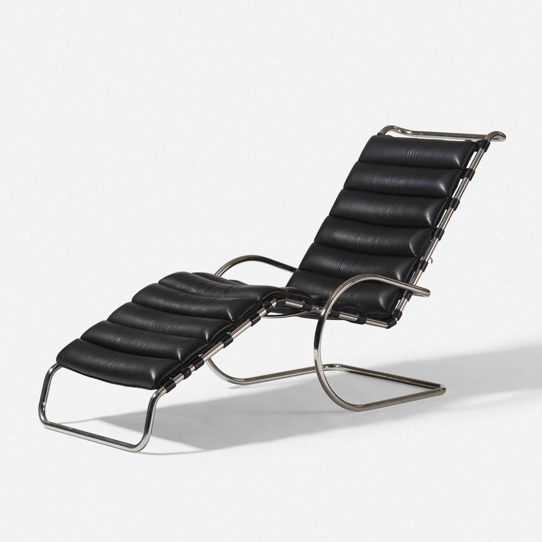 Ludwig Mies Van Der Rohe Model 242 Chaise Lounge Wright20 Com Ludwig Mies Van Der Rohe Mies Van Der Rohe Furniture Mies Van Der Rohe Chair