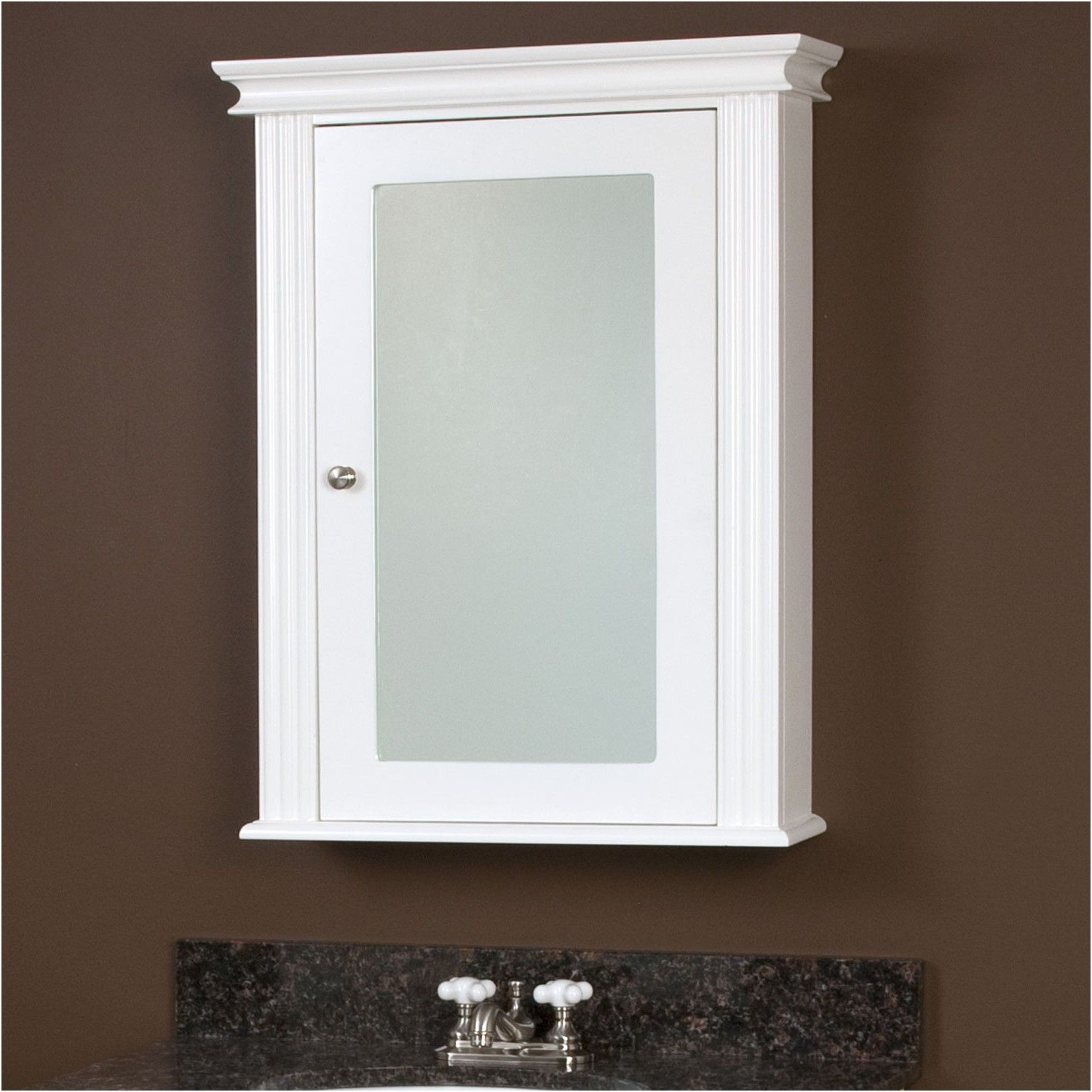 Recessed Medicine Cabinets Without Mirror From Bathroom Medicine Cabinets Without Mirrors