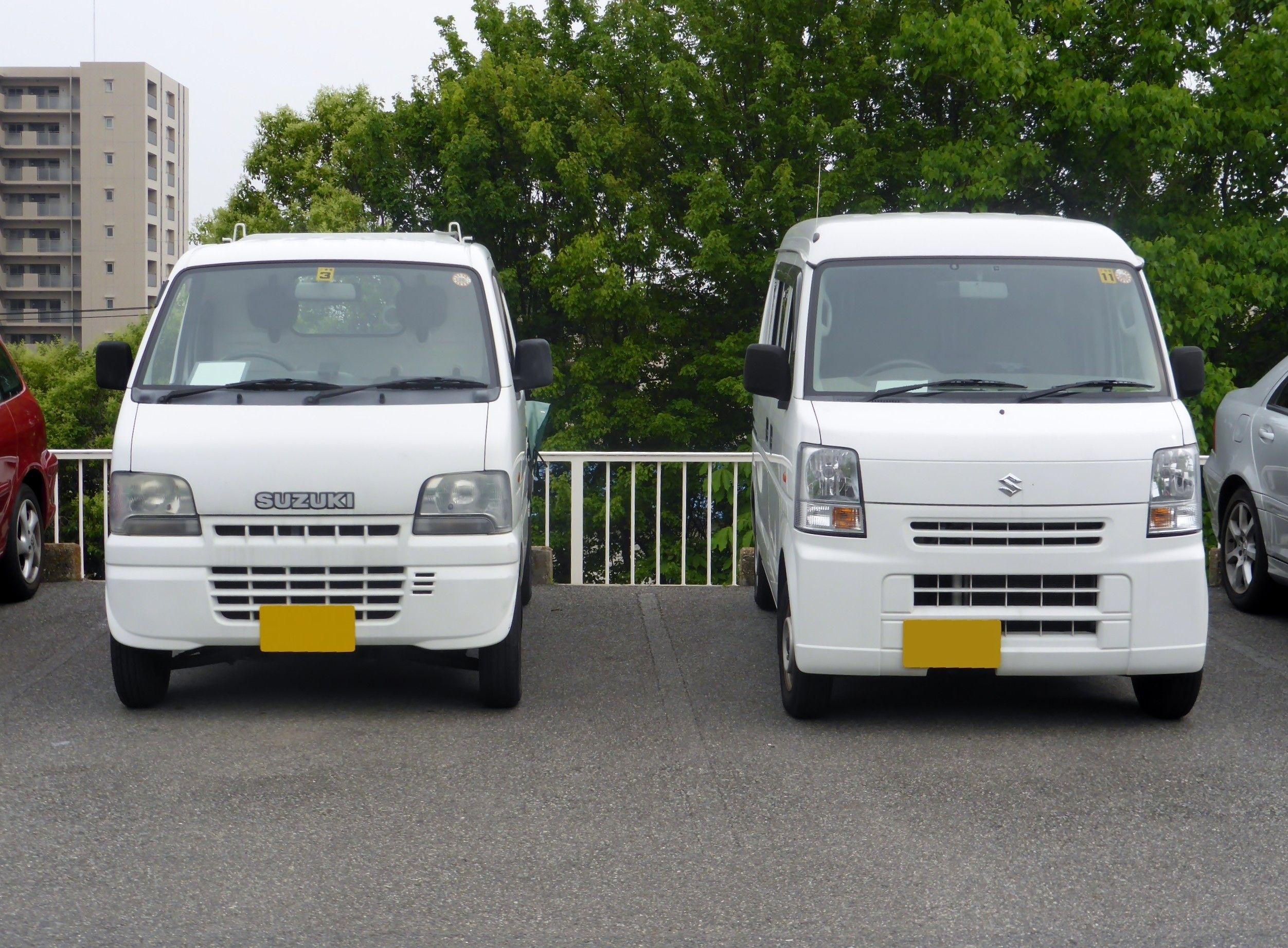 Suzuki Every 1999 Diagram New Di 2020