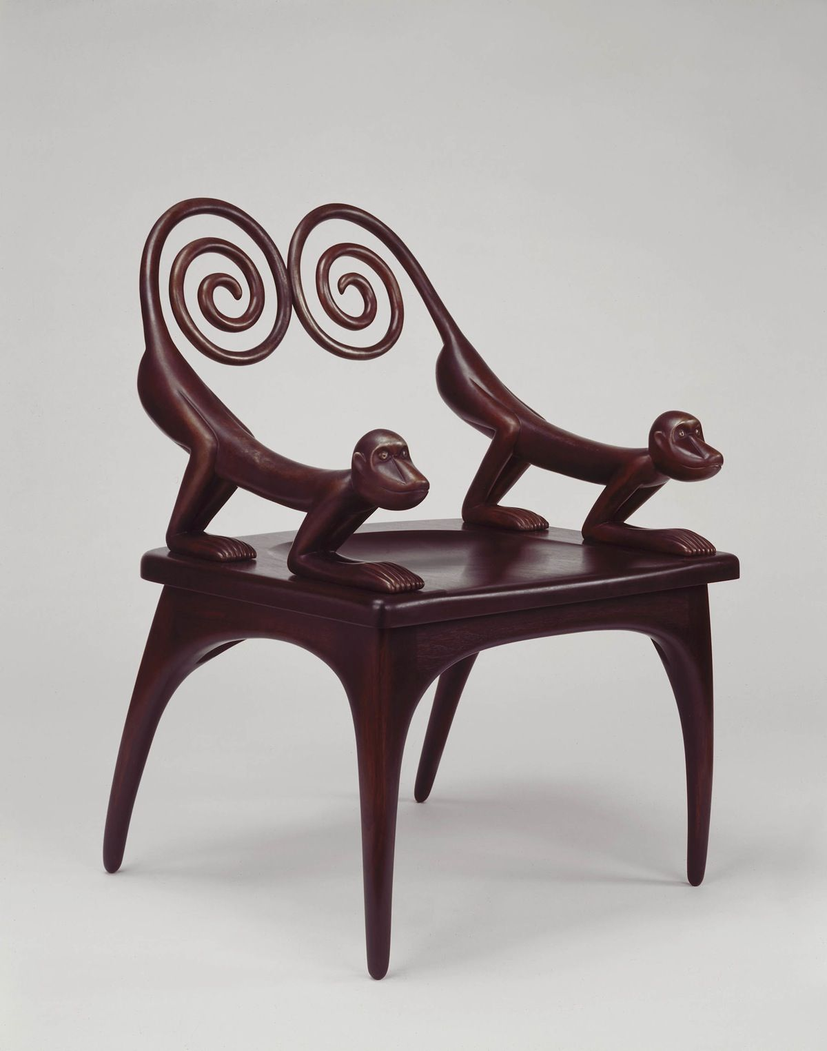 Monkey Chair 1994 Maker Judy Kensley Mckie Wild Modern Furniture Designs Pinterest Monkey