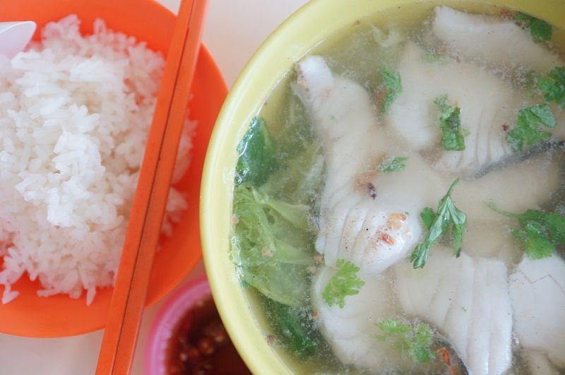 Han Kee Fish Soup 汉记鱼汤 Fish Soup Soup Food