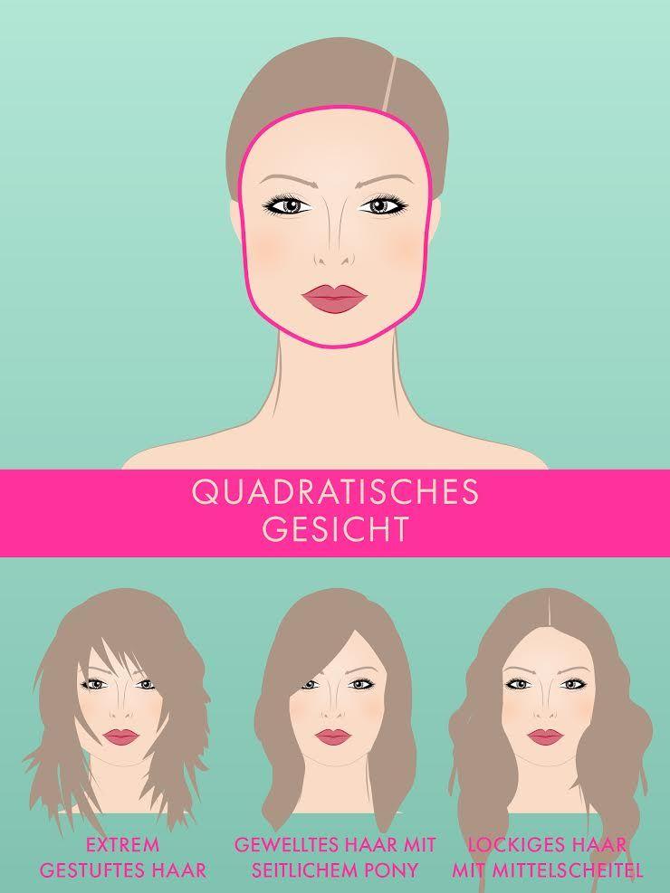 Charmant Rahmen Für Ein Quadratisches Gesicht Ideen ...