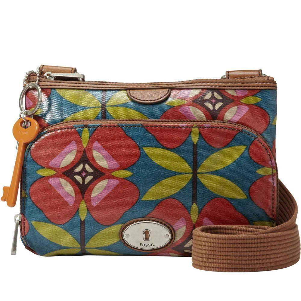vintage+fossil+purses | Home › Accessories › Handbags › Fossil › Fossil Vintage Keyper ...
