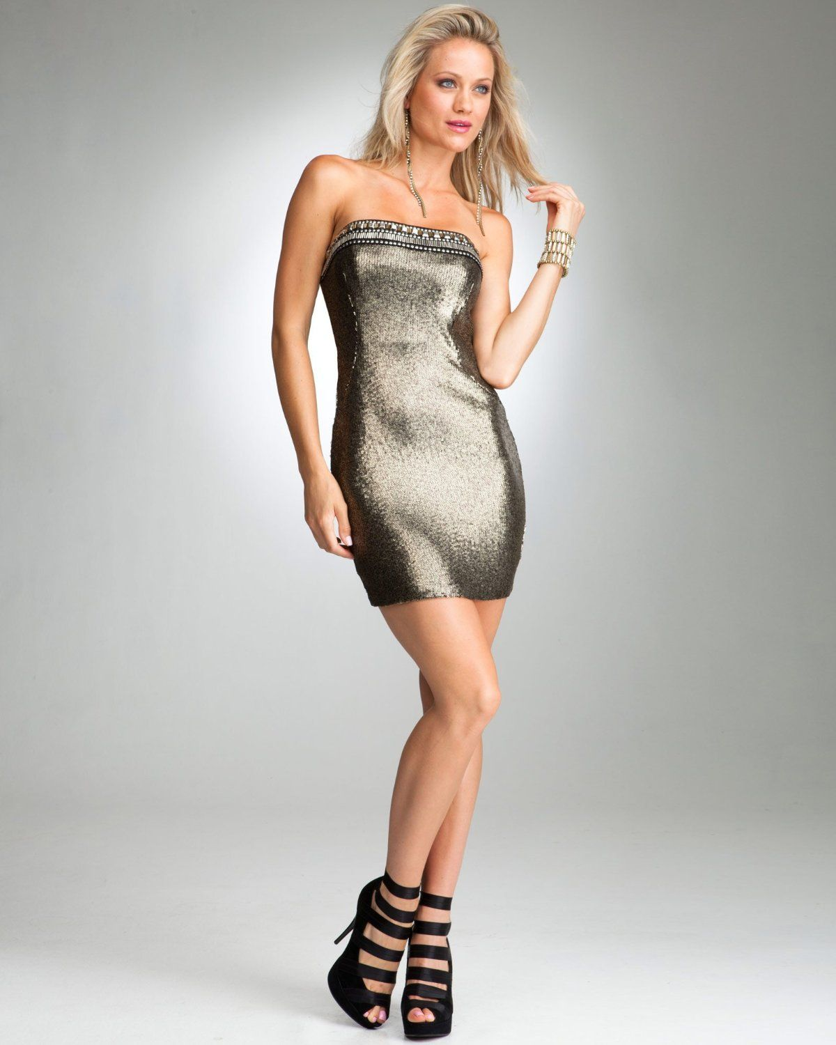Armor sequin tube evening cocktail party club dress | All About ...