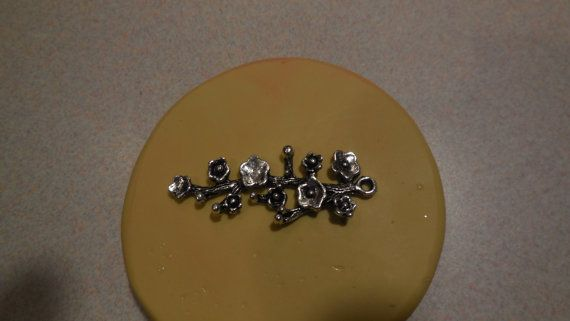 Plum Blossom Tree Branch mold, silicone mold, craft mold, Cake Molds, resin, jewelry mold, food mold, clays mold, flexible, charms, fondant