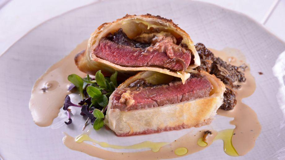 Recetas De Cocina Solomillo | Solomillo Wellington Receta Canal Cocina Facil Y Resulton