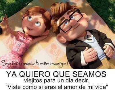 Viejitos Y Con Amor Amor Es Pinterest Amor Frases De Amor Y
