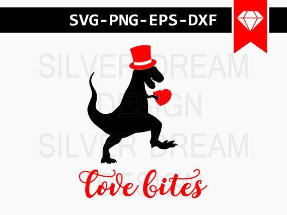 Download love bites svg valentine t rex svg valentines by ...
