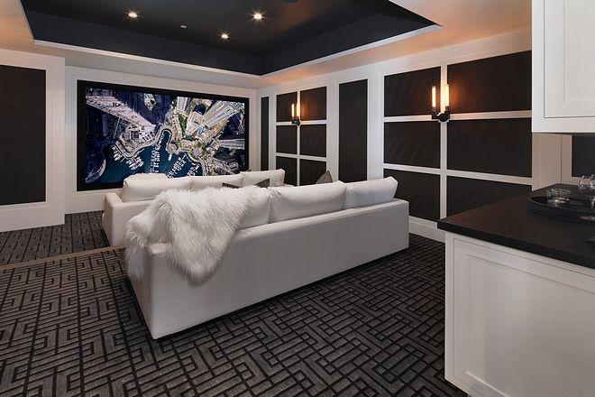 Media Rooms Room Design Interiors Pillows Coffee Table Lighting D Flowers Kitchen Residential Interior Designer