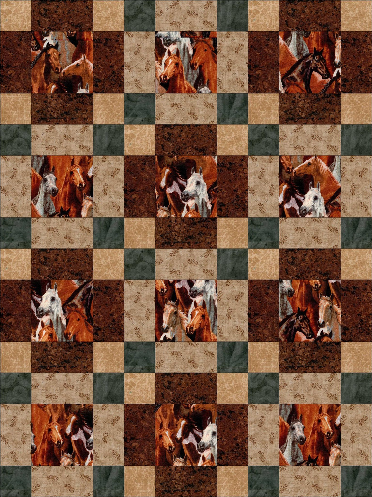 horse page animated quilt gray format size original theodore