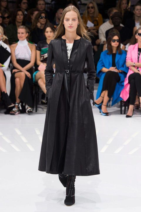 Chrstian Dior Spring 2015 Ready-to-Wear - Christian Dior Ready-to-Wear Collection