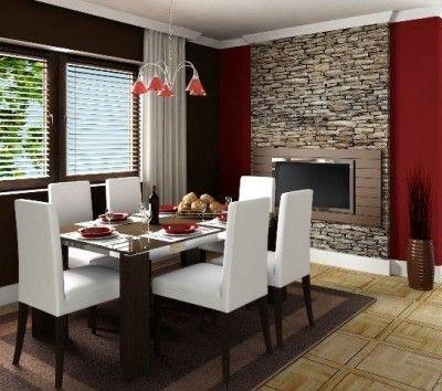 Pintura para interiores de casas elegante ideas for Pinturas modernas para interiores